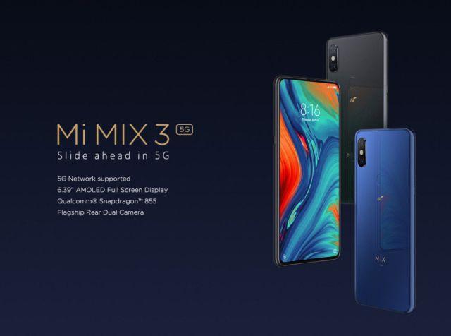 Xiaomi también tiene móvil 5G para ti