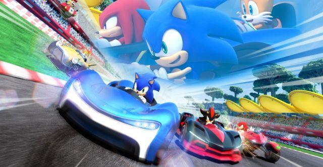 Team Sonic Racing Tu Compañero Para El Verano Videojuegos Los40