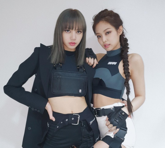 Lisa y Jennie de BlackPink son la reinas de Instagram