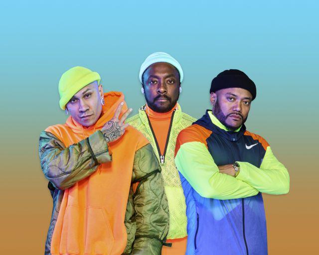 Te invitamos al concierto privado de Black Eyed Peas con LOS40