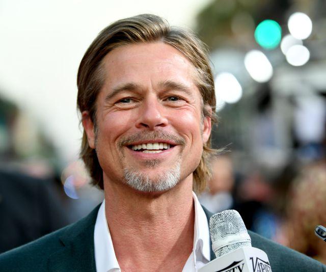 Brad Pitt Nunca Estar En Instagram Y Tiene Una Buena -7325
