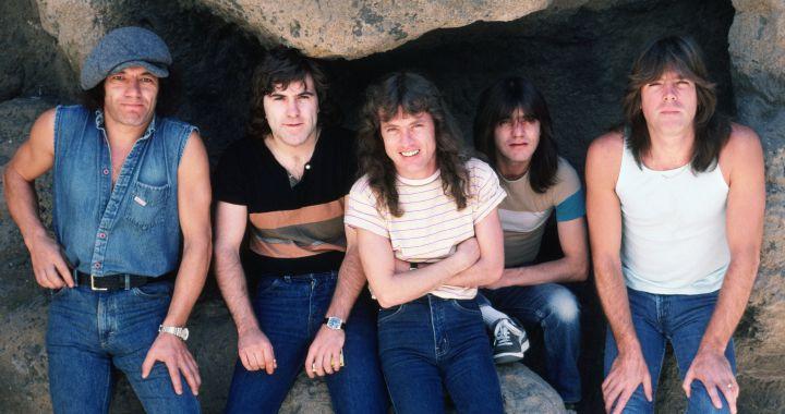 Back in Black' de AC/DC: Así se fraguó el histórico disco | LOS40 ...