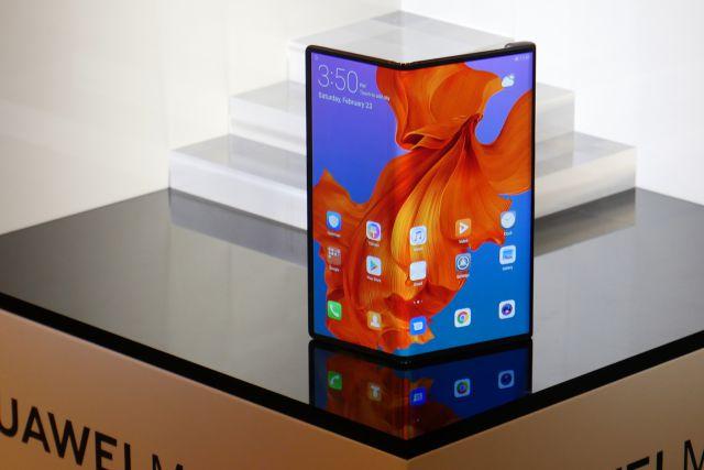 Huawei Mate X actualizado antes de salir