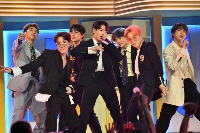BTS es el grupo que lidera el K-Pop