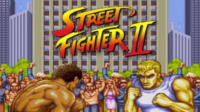 Resultado de imagen de street fighter 2