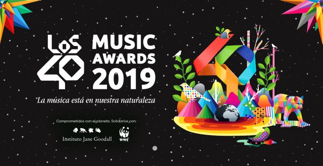 ¡Consigue una entrada doble para Los40 Music Awards!