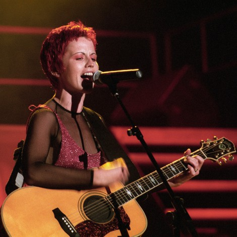 The Cranberries comparten un vídeo en directo de 'Zombie' grabado en 1994