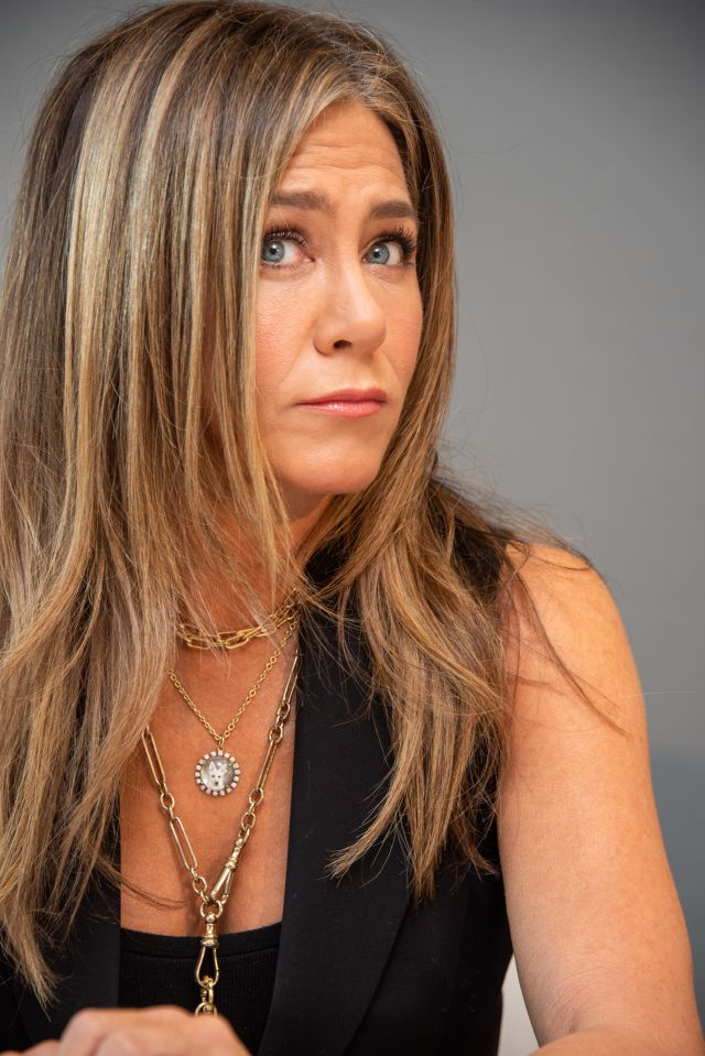 Jennifer Aniston: Espectacular debut en IG con un guiño a 'Friends'