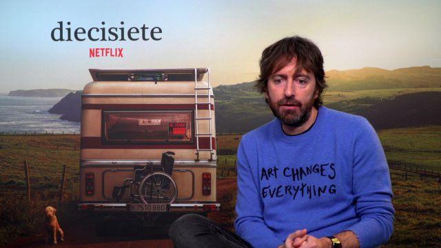 """Daniel Sánchez Arévalo: """"Tenía la necesidad de parar y reflexionar sobre el cine que quería hacer"""""""