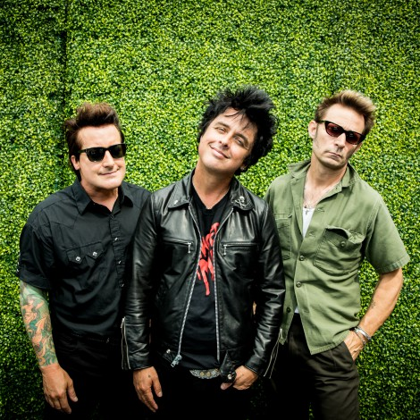 Green Day anuncia por sorpresa un concierto exclusivo en Madrid