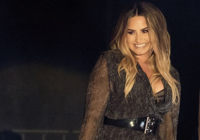 """Demi Lovato ya tiene su disfraz: """"Yo no juego en Halloween"""""""