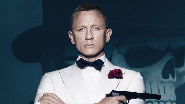 'Bond 25' termina su rodaje: Adiós Daniel Craig