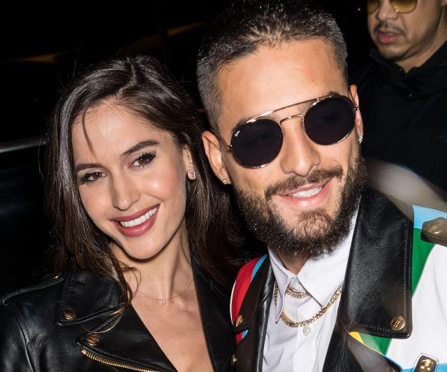 Maluma y Natalia Barulich han roto
