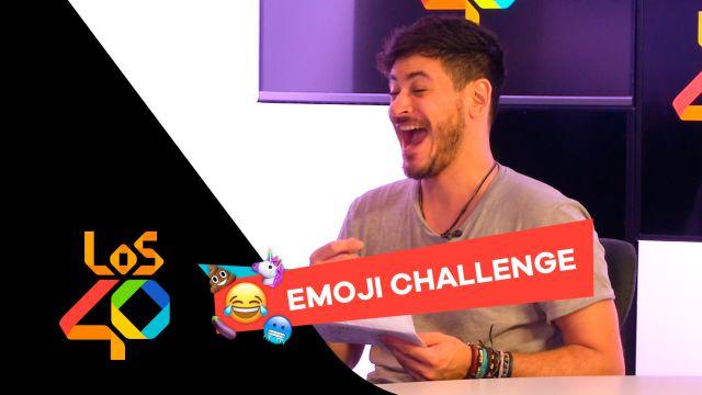 Emoji Challenge: ¡llegó el momento de la revancha de Cepeda a Ana Guerra