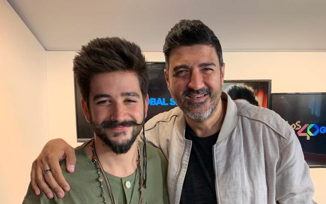 """Camilo se rinde ante Shakira: """"Es una diosa"""""""
