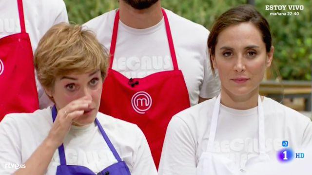La discusión entre Anabel Alonso y Tamara Falcó acabó de la peor manera