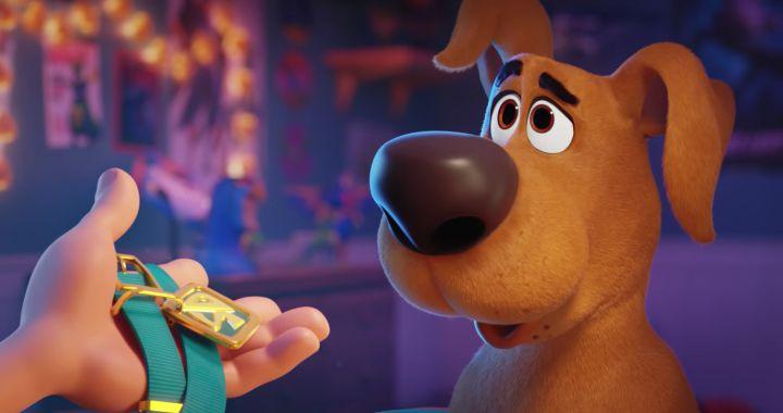 Así será la primera peli animada de Scooby-Doo