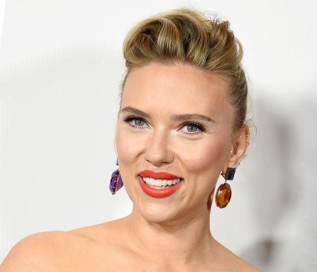 Un Titular Sobre La Barriga De Scarlett Johansson Desata La Locura En Redes Actualidad Los40
