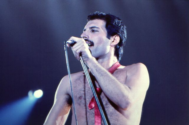 Escucha la impresionante voz aislada de Freddie Mercury en 'We are the Champions'