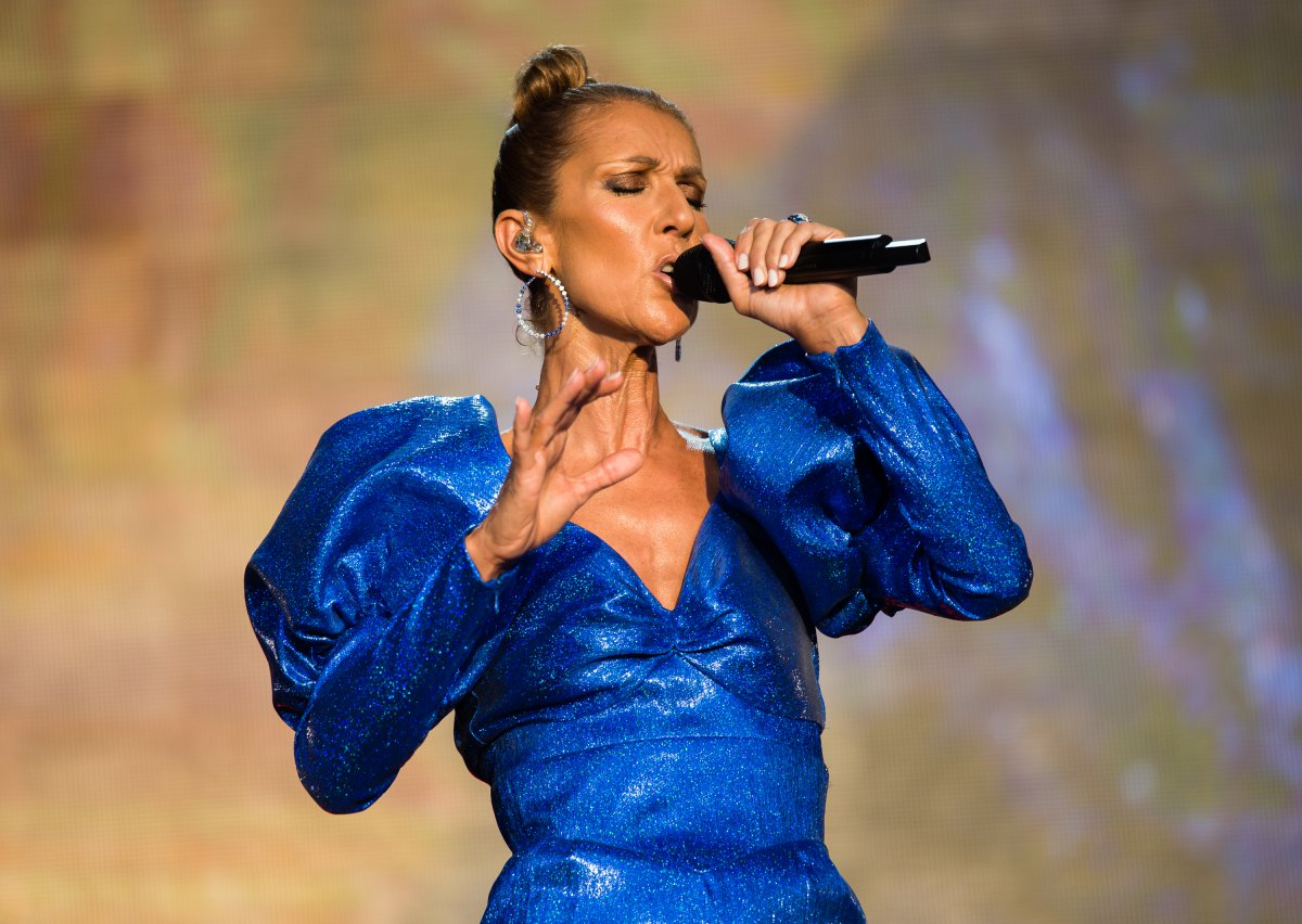 Celine Dion – 'Courage'