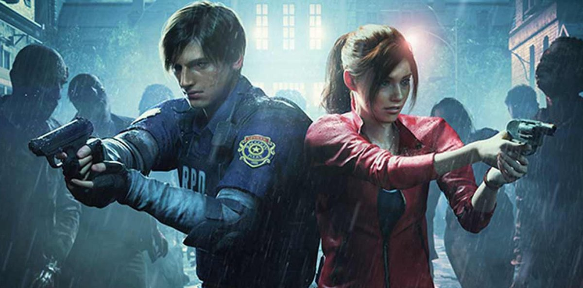 Mejores juegos 2019: Resident Evil 2