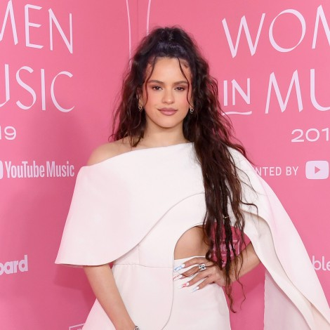 Rosalía, Taylor Swift y Billie Eilish brillan en la alfombra de los Billboard Women in Music