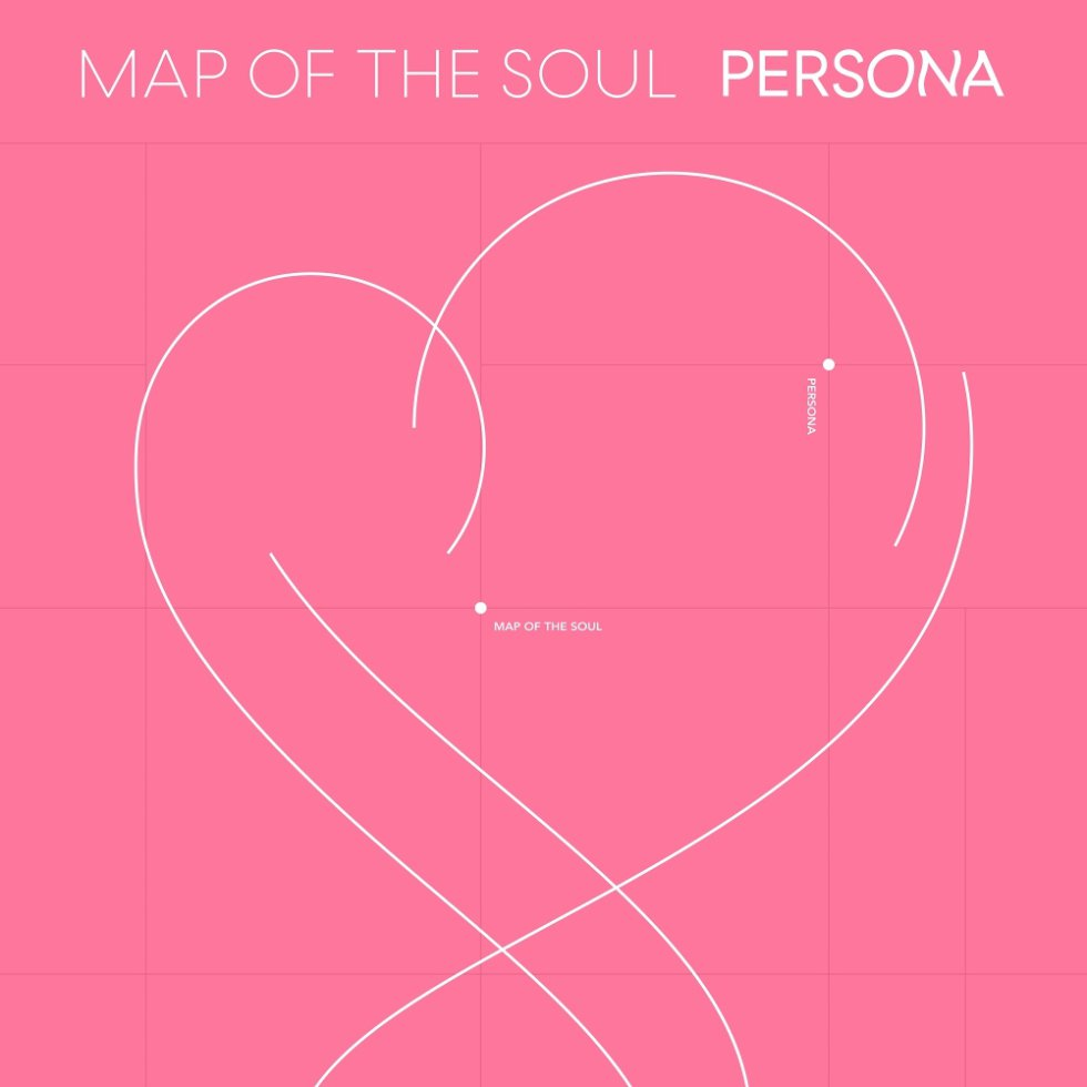 BTS. Map Of The Soul: Persona