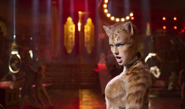 Cats película Taylor Swift