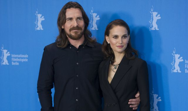 Natalie Portman y Christian Bale Thor Love and Thunder