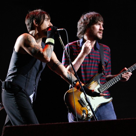 Red Hot Chili Peppers preparan nuevo disco con John Frusciante