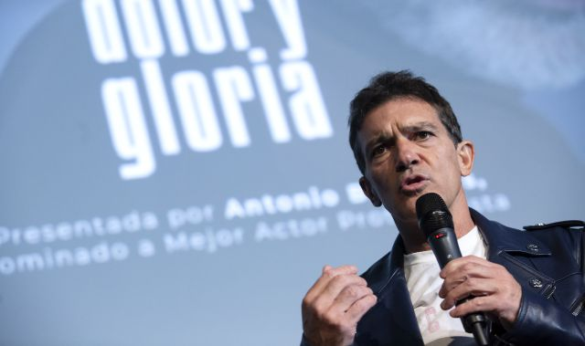 "Antonio Banderas, actor ""de color"" para la prensa extranjera"
