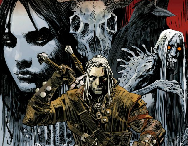 Netflix encarga un anime de The Witcher