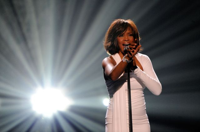 Así reventó Whitney Houston todos los récords con 'I will always love you'