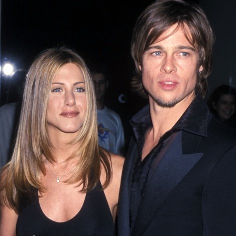 ¿Brad Pitt y Jennifer Aniston? A Courteney Cox y Kaley Cuoco les gusta esto