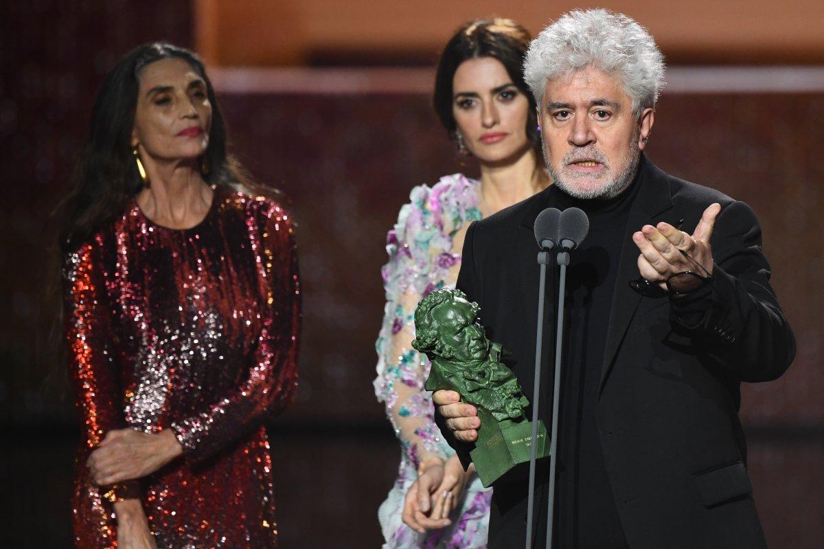 Najlepsze chwile nagród Goya 2020
