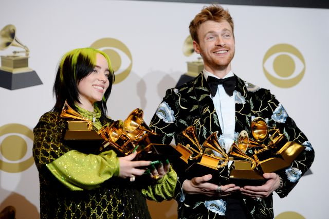 Billie Eilish y Finneas O'Connell