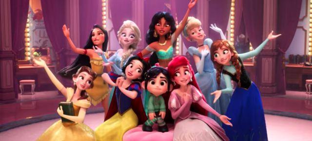Todas Las Princesas En Una Misma Película Disney Podría Tener Un Nuevo Live Action Entre Manos Cine Y Televisión Los40