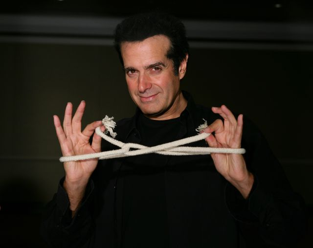 Magia David Copperfield