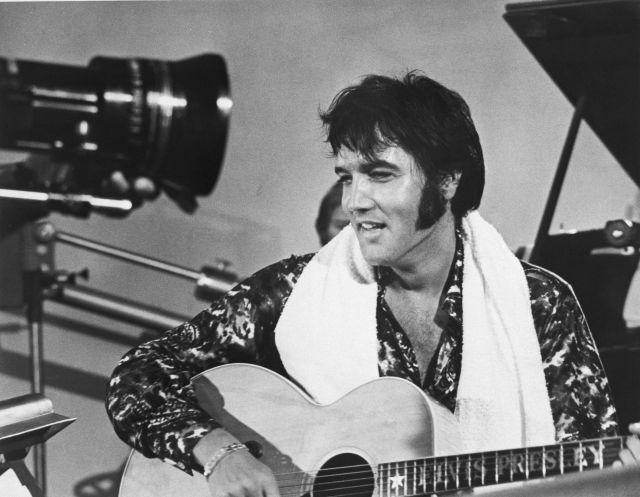 Elvis Presley vuelve a la pantalla grande remasterizado