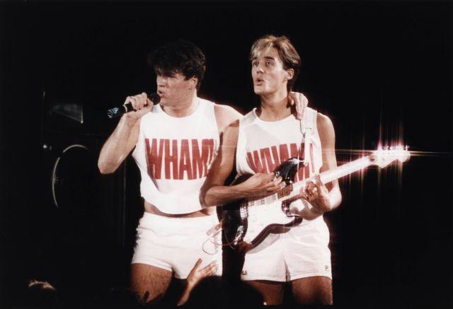 10 canciones de Wham! y George Michael en solitario