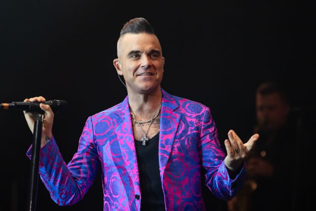 Robbie Williams rechazó ser el cantante de Queen después de Freddie Mercury