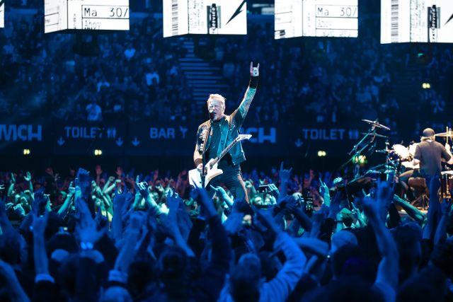Metallica comparte cada lunes sus conciertos más icónicos en Youtube