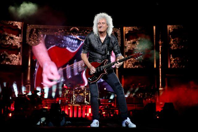 Brian May enseña a tocar el solo de 'Bohemian Rhapsody' de Queen en sus redes