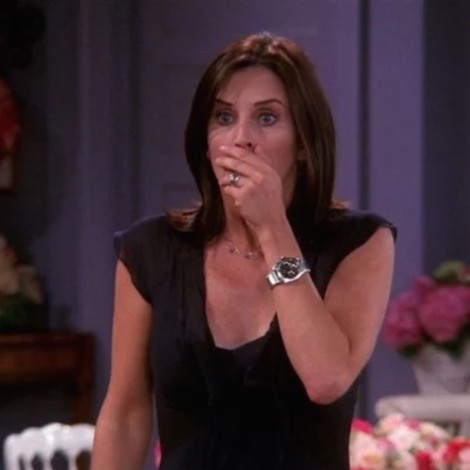 ¿Acertarías este test de 'Friends' que Courtney Cox (Mónica) no supo responder?