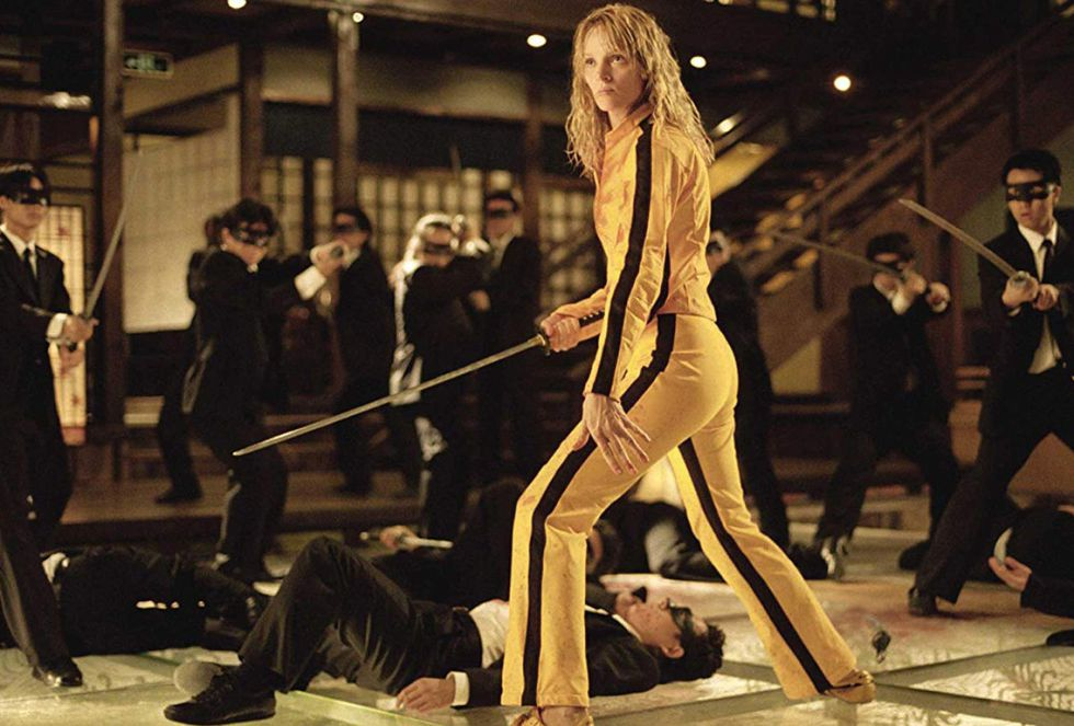 Kill Bill, vol. I y II (2003-2004)