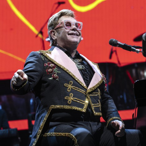 Elton John, Billie Eilish, Alicia Keys, Backsteet Boys y Mariah Carey se reúnen en un mismo concierto