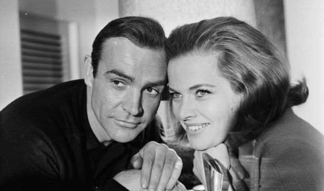 Honor Blackman muere chica Bond Sean Connery