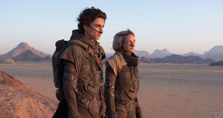 Las primeras imágenes de 'Dune' nos dejan con el hype por las nubes | Cine  y Televisión | LOS40