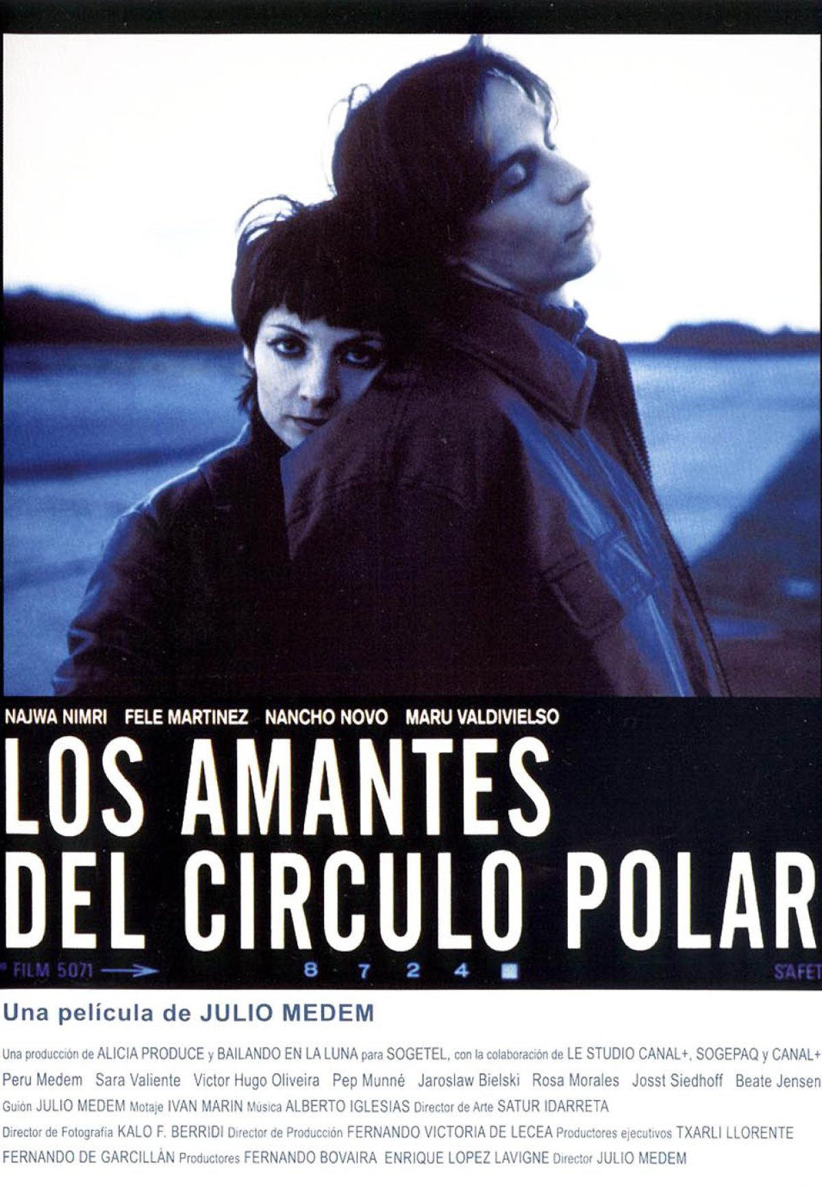 The Lovers of the Polar Circle (1998), Julio Medem