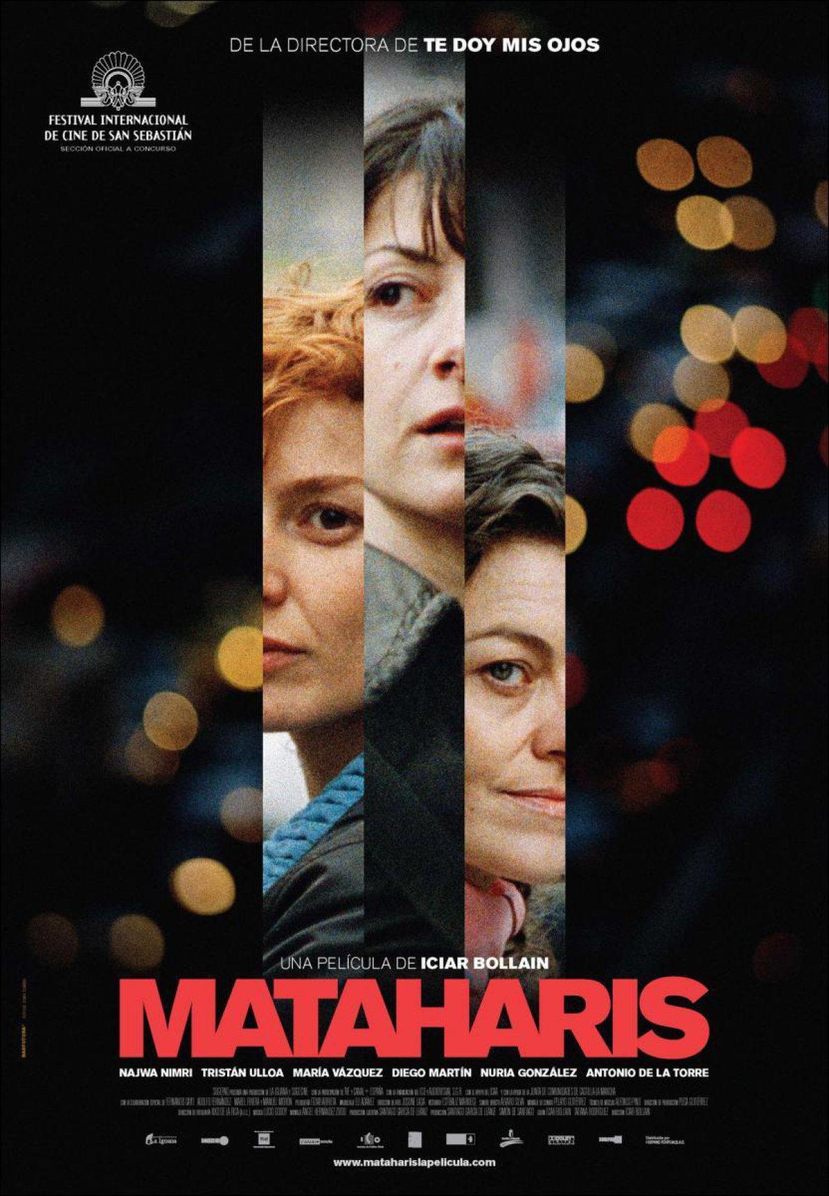 Mataharis (2007), Icíar Bollaín